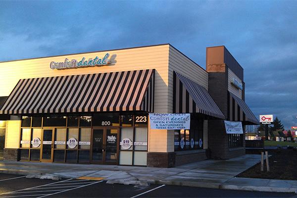 South Tacoma Location
